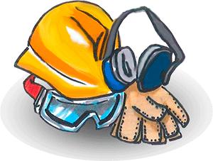 material proteccion laboral
