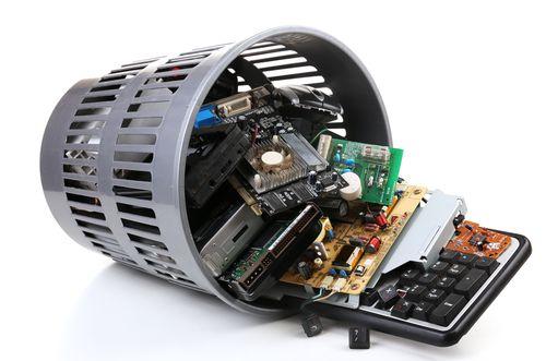 La importancia del reciclaje de aparatos electrónicos