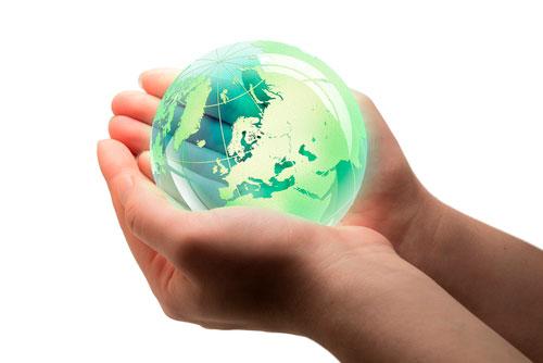 Desmaterialización para la conservación del Medio Ambiente
