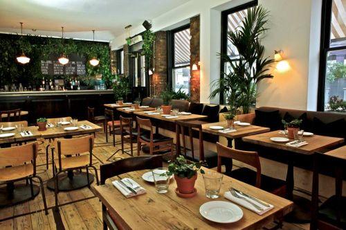 "Abre Tiny Leaf, primer restaurante ""cero residuos"" en Londres"