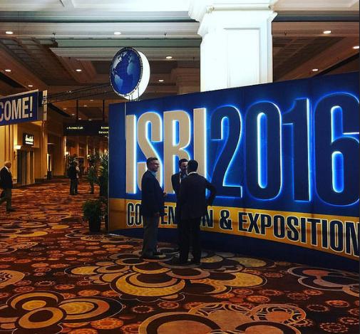 Visita a la Convención del ISRI 2016