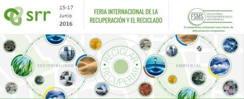 Del 15 al 17 de junio, Feria Internacional de la Recuperación y el Reciclado en Madrid