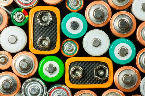 Pilas y baterías, desafío medioambiental