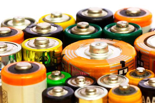 Nueva tecnología permite recuperar zinc y manganeso de pilas y baterías