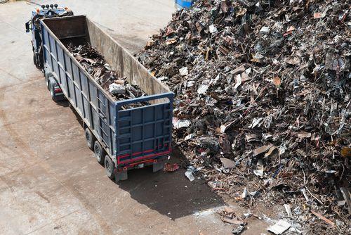 En 2015 se reciclaron 7,2 millones de toneladas de chatarra en España