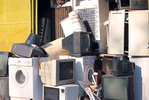 La plataforma Recyclia concentra el 12% del mercado español de aparatos electrónicos