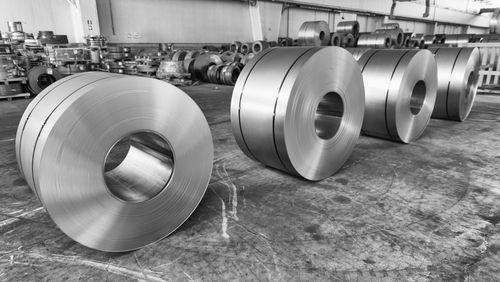Tres cuartas partes del acero español se fabrican a partir de chatarra