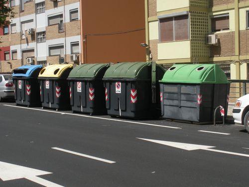 Las tasas de residuos en España