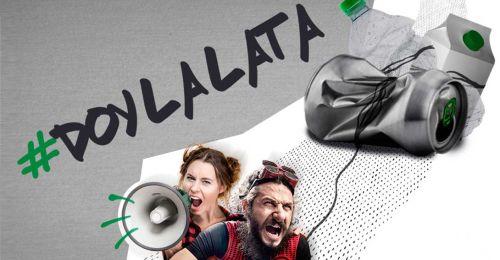 """Campaña """"Doy La Lata"""" para combatir el abandono de residuos"""