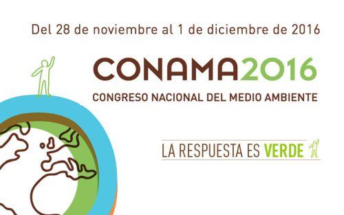 CONAMA 2016. La respuesta es verde