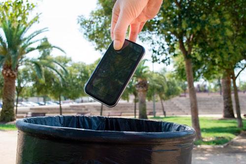 La FER hace un llamamiento para el reciclaje de residuos electrónicos en Navidad