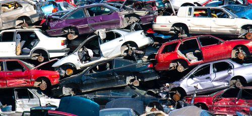 Se consolida el liderazgo español en reciclaje de vehículos