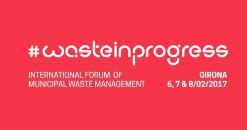 #Wasteinprogress reúne en Girona a 12 ciudades modelo en reciclaje de residuos