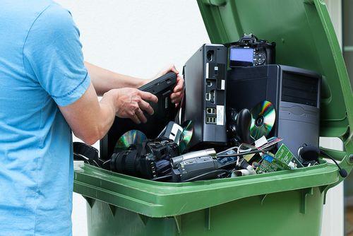 Soluciones para clasificar plásticos generados por residuos RAEE