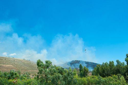 Campaña contra el abandono de residuos para disminuir el riesgo de incendios