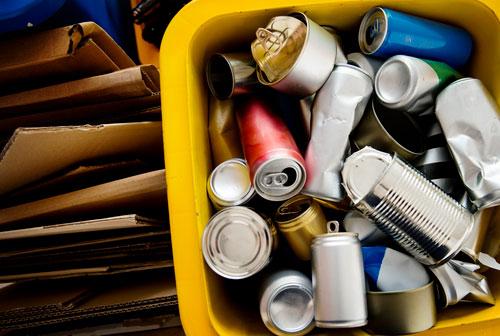 Estudio de hábitos de reciclaje en los hogares españoles