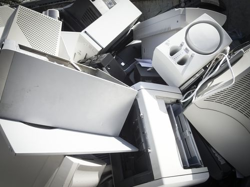 La problemática de los desechos electrónicos a escala mundial