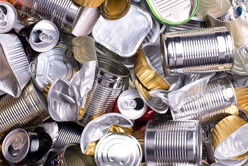 Casi la mitad de los envases de aluminio fueron reciclados en España durante 2016