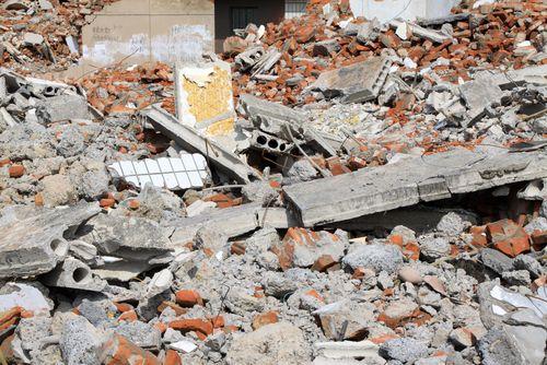 El 75% de la gestión de residuos de construcción que se realiza en España es irregular