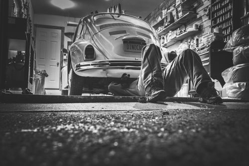 Nuevo acuerdo sobre reciclaje de residuos generados en talleres de coches