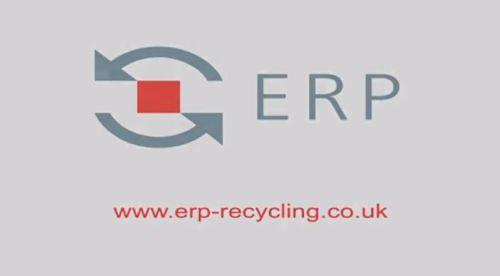 ERP alcanza tres millones de toneladas de residuos gestionados en toda Europa