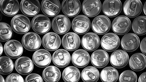 Las latas de bebida son los envases que más se reciclan en todo el mundo