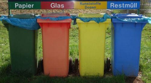 No separar la basura en Suiza cuesta dinero