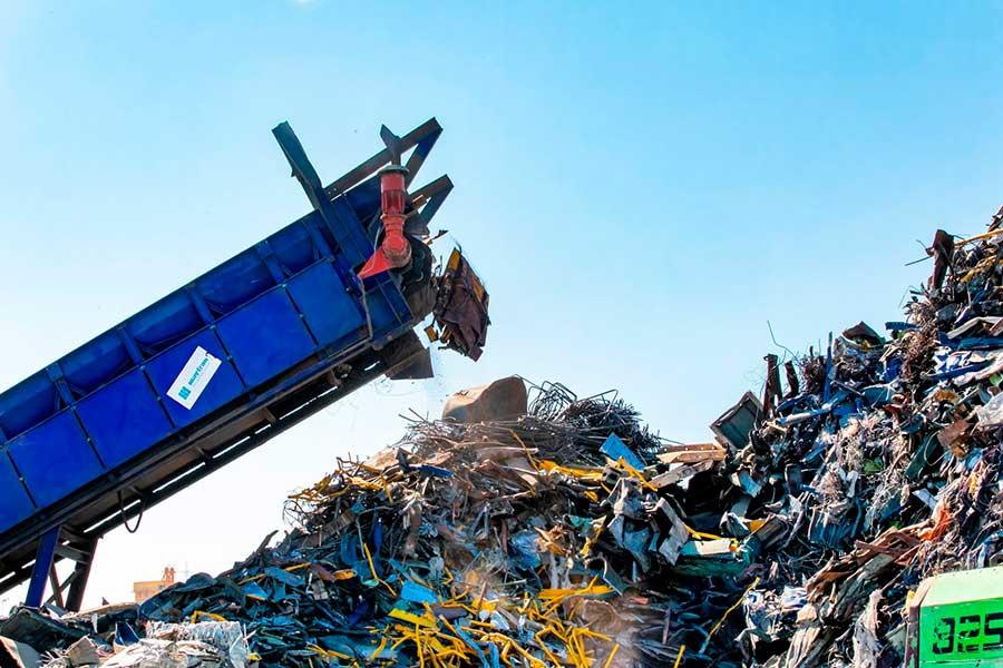reciclaje de ferrosas