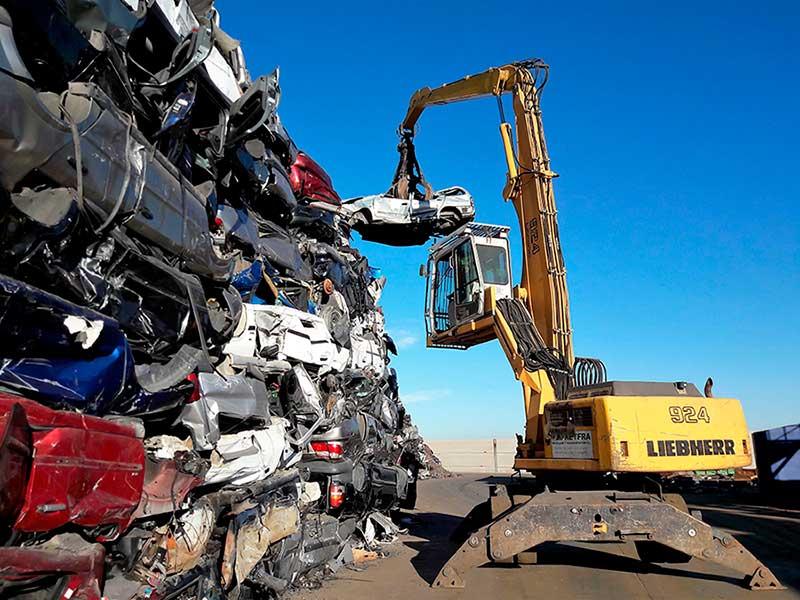 grupo lyrsa reciclaje de vehiculos
