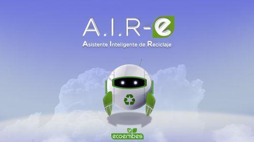 A.I.R-e es el primer chatbot especialista en reciclaje