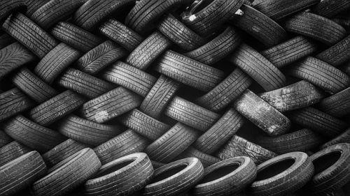 Diferentes utilidades del reciclaje de neumáticos