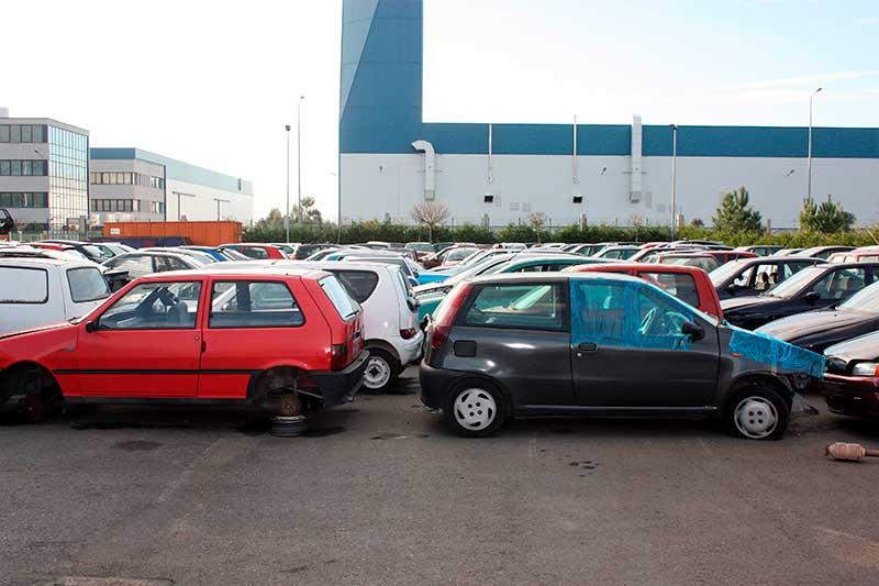 reciclaje vehiculos lyrsa