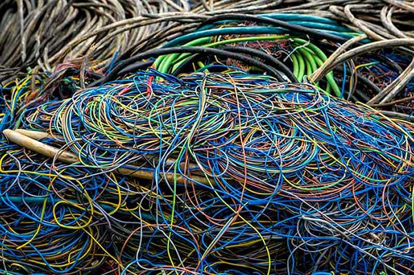 cables colores