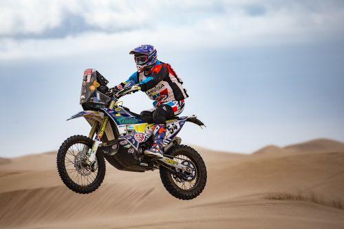 Derichebourg patrocina al piloto Fausto Mota en el Dakar 2019