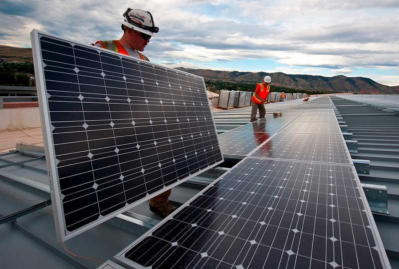 El reciclaje de paneles solares podría subir un 33% en 2023