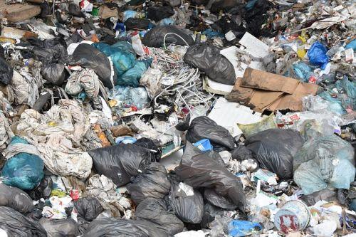 En España más del 56% de los residuos acaba en vertederos