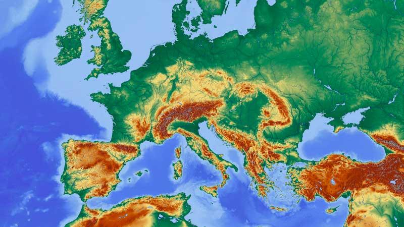 Datos oficiales sobre el reciclaje de residuos en la Unión Europea