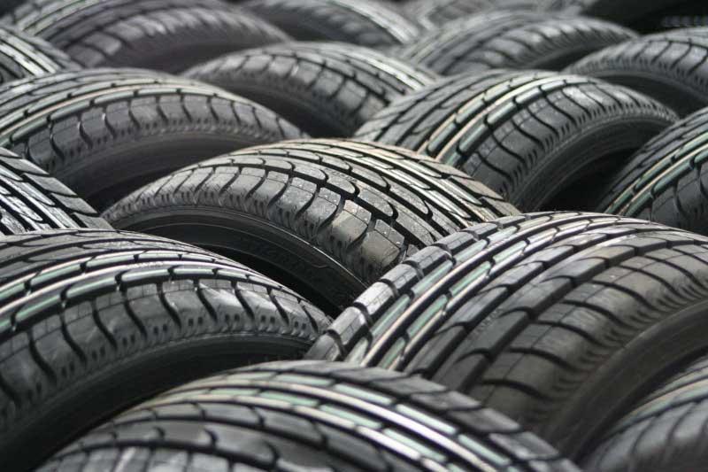 El reciclaje de neumáticos acelera en España