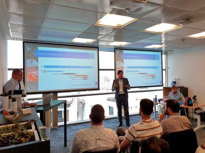 Grupo Lyrsa, caso de éxito en el evento SAP Digital Manufacturing