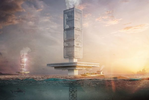 rascacielos residuos