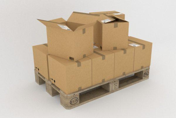 reciclaje de cartón y papel