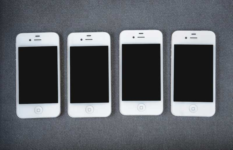 reciclaje smartphones