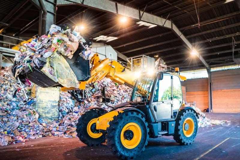 Objetivo LYRSA: Convertir residuos en materias primas