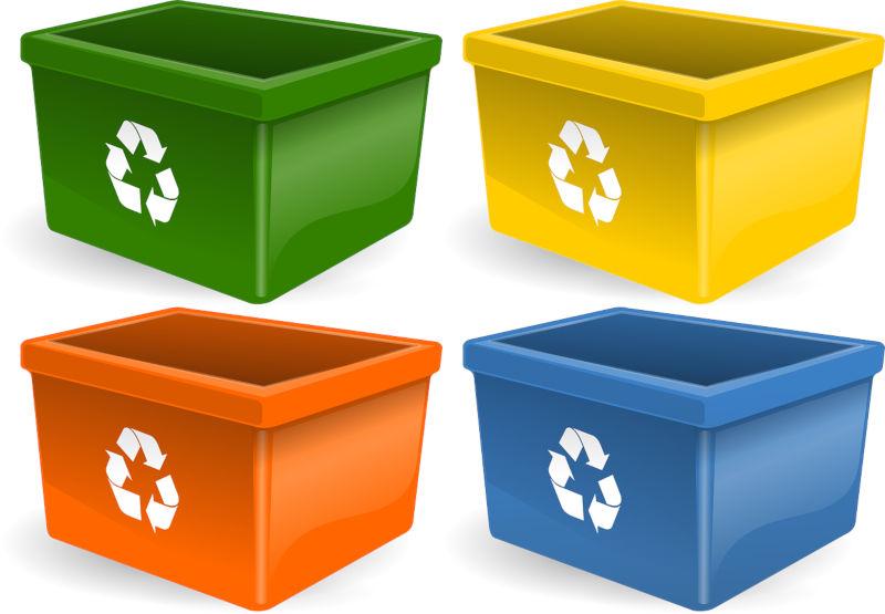 Qué reciclar en cada contenedor, las dudas del contenedor azul