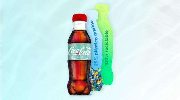 reciclaje plástico Coca-Cola