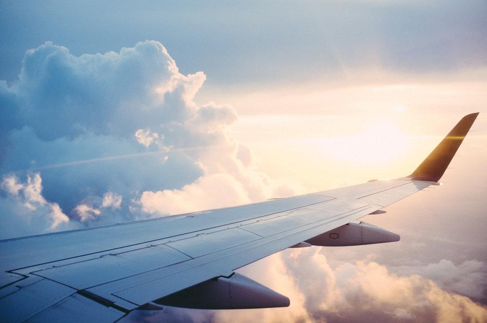 aluminio en aviones
