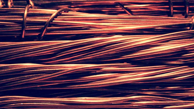 ¿Qué es el cable de cobre y para qué se utiliza?