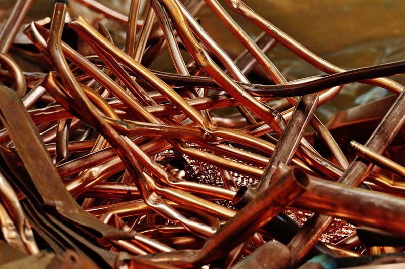 De dónde se obtiene el cobre
