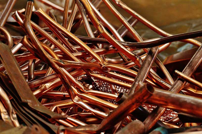 kilo de cobre