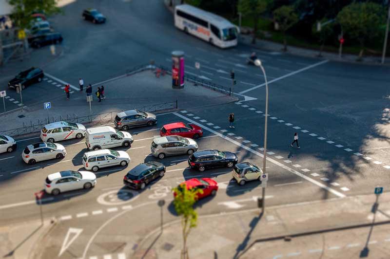 parque automovilístico